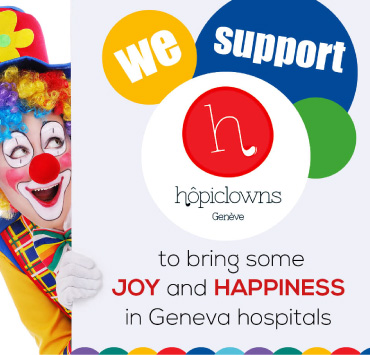 AGENTIL Supports the Hopiclowns charity