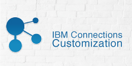 Customisation IBM Connections
