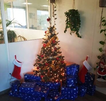 Christmas at AGENTIL