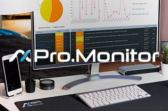 Pro.Monitor is an innovative monitoring solution for SAP,