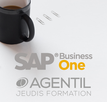 AGENTIL Training Tuesday SAP BusinessOne Accounting