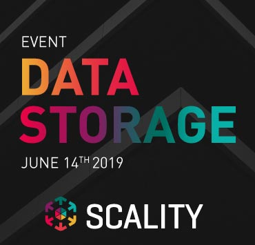 Discover Object Storage at the AGENTIL - Scality event
