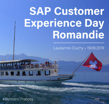 AGENTIL is a Gold Partner of the SAP Customer Experience Day